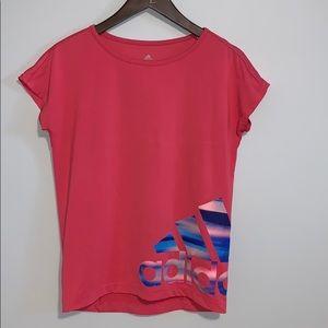 🌹2/15$🌹 Adidas Climalite T-Shirt